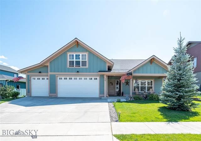 38 Red Rock Court, Bozeman, MT 59718 (MLS #361296) :: Berkshire Hathaway HomeServices Montana Properties