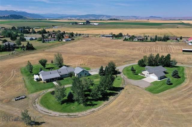195 Mountain Aire Lane, Bozeman, MT 59718 (MLS #361360) :: Black Diamond Montana