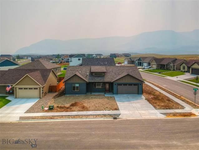 2607 Meriwether Drive N, Livingston, MT 59047 (MLS #361527) :: Montana Life Real Estate