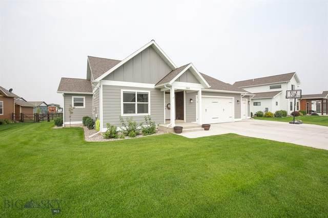 285 NW Northwest Passage Lane, Manhattan, MT 59741 (MLS #361548) :: Montana Mountain Home, LLC
