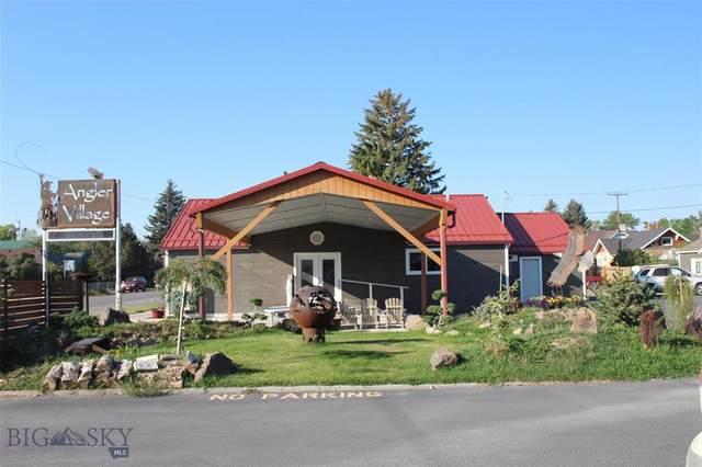 335 S Atlantic St, Dillon, MT 59724 (MLS #361861) :: Montana Life Real Estate
