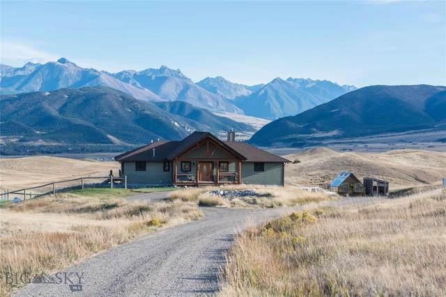 56 Trails End, Livingston, MT 59047 (MLS #362163) :: Montana Life Real Estate