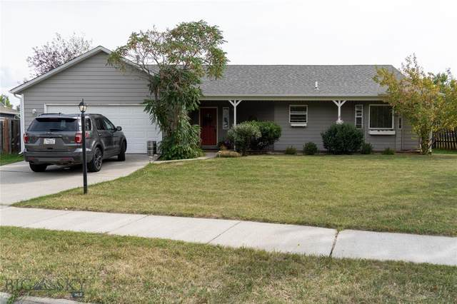 218 Virginia Way, Bozeman, MT 59718 (MLS #362246) :: Montana Mountain Home, LLC
