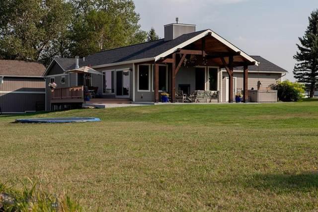 971 Cougar Drive, Bozeman, MT 59718 (MLS #362319) :: Montana Life Real Estate