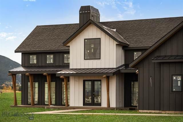 192 Clancy Way, Bozeman, MT 59718 (MLS #362499) :: Montana Mountain Home, LLC