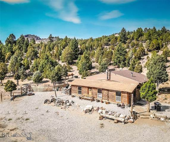 3144 Iris Ridge Rd, Ramsay, MT 59748 (MLS #362560) :: Berkshire Hathaway HomeServices Montana Properties