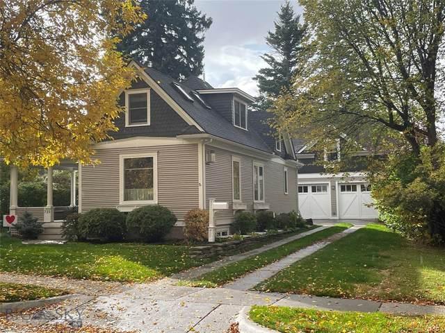 725 S 3rd Avenue, Bozeman, MT 59715 (MLS #362902) :: Berkshire Hathaway HomeServices Montana Properties