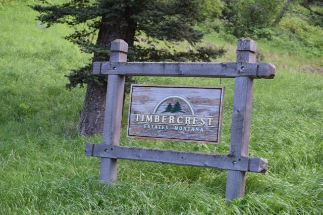 TBD Claim Creek Road, Bozeman, MT 59715 (MLS #214475) :: Black Diamond Montana