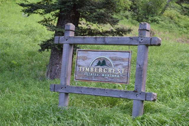 TBD Claim Creek Road, Bozeman, MT 59715 (MLS #214578) :: Black Diamond Montana