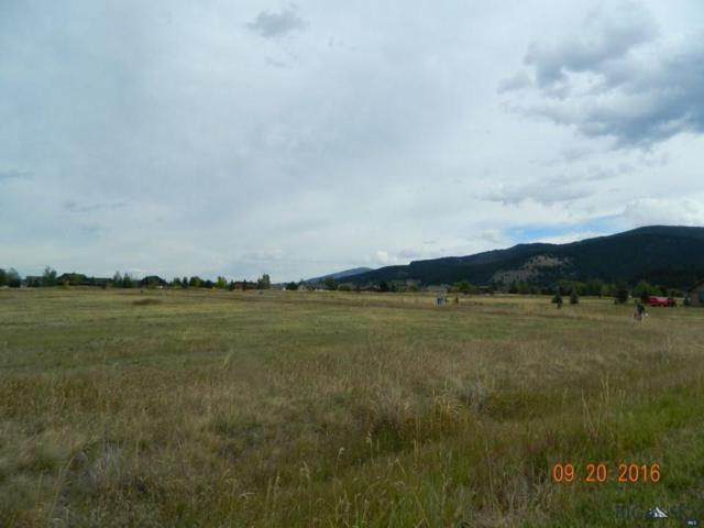 Lot 16 Vera Court, Greenhills Ranch, Bozeman, MT 59718 (MLS #216498) :: Black Diamond Montana