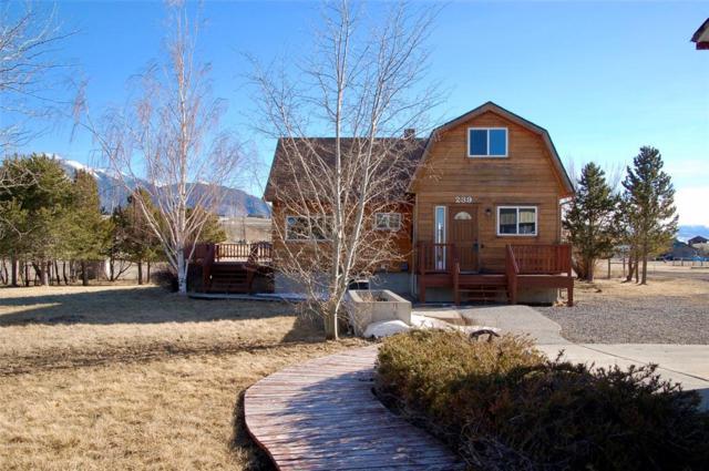 239 Chicory Road, Livingston, MT 59047 (MLS #303888) :: Black Diamond Montana   Berkshire Hathaway Home Services Montana Properties