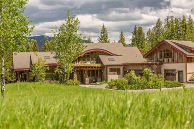 128 Moosewood Drive, Big Sky, MT 59716 (MLS #312389) :: Black Diamond Montana