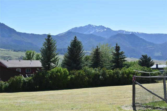 Lot 4E Solar Mountain Road, Gardiner, MT 59030 (MLS #317619) :: Black Diamond Montana