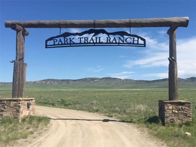 Lot 5 Park Trail Ranch Estates, Toston, MT 59643 (MLS #319834) :: Hart Real Estate Solutions