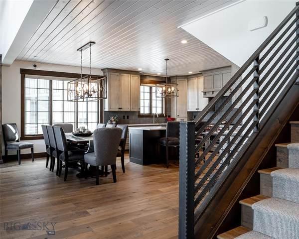 29 Upper Moose Hill Road, Big Sky, MT 59716 (MLS #329221) :: Hart Real Estate Solutions