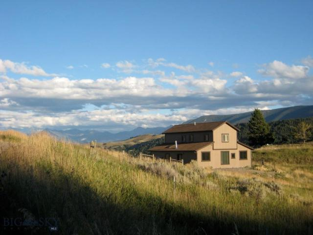 22 Paintbrush Way, Livingston, MT 59047 (MLS #332170) :: Hart Real Estate Solutions