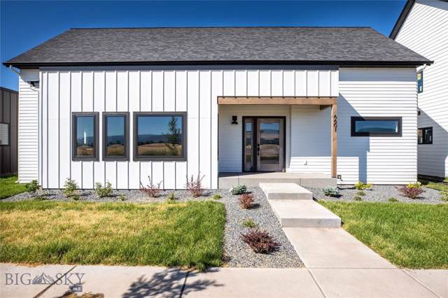 6601 Blackwood Road, Bozeman, MT 59718 (MLS #332319) :: Hart Real Estate Solutions