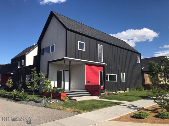 490 N Stafford Avenue, Bozeman, MT 59715 (MLS #334737) :: Black Diamond Montana