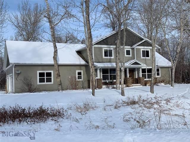 30 Milky Way, Bozeman, MT 59718 (MLS #338212) :: Hart Real Estate Solutions