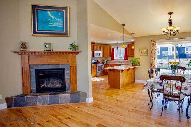 146 E Granite Peak Drive, Bozeman, MT 59718 (MLS #340460) :: Hart Real Estate Solutions