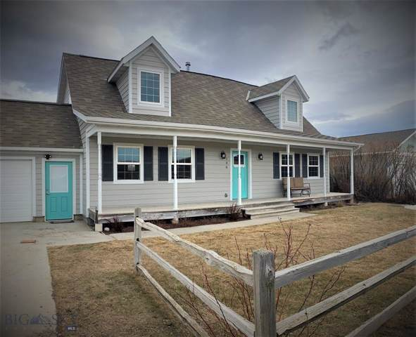 106 Tana Lane, Livingston, MT 59047 (MLS #341803) :: Hart Real Estate Solutions