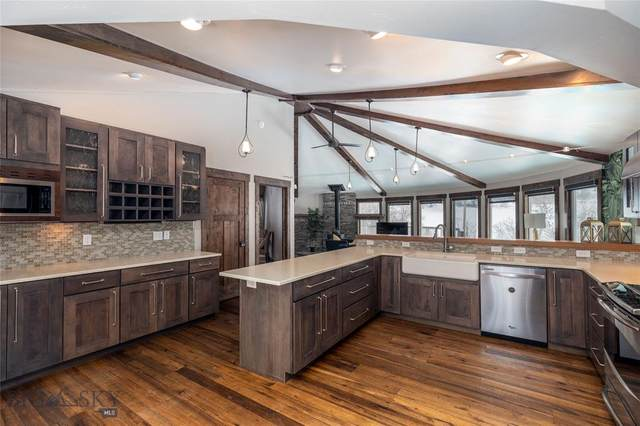 1759 Moffit Gulch, Bozeman, MT 59715 (MLS #341950) :: Hart Real Estate Solutions