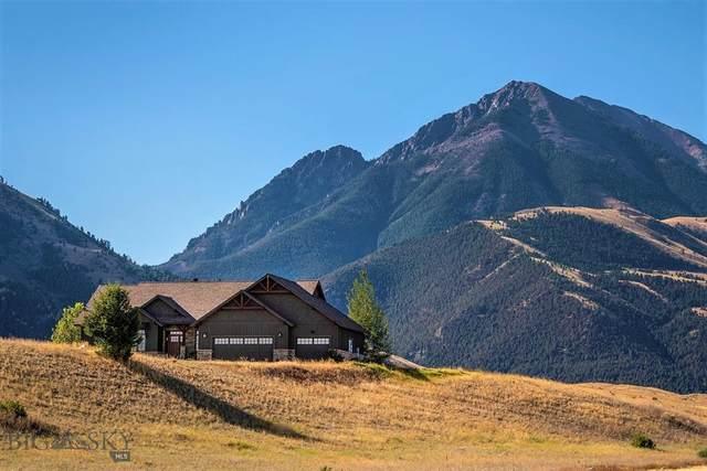 12 Falcon Lane, Livingston, MT 59047 (MLS #345710) :: Black Diamond Montana