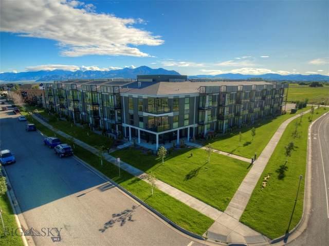 476 Enterprise Boulevard #115, Bozeman, MT 59718 (MLS #346743) :: Hart Real Estate Solutions