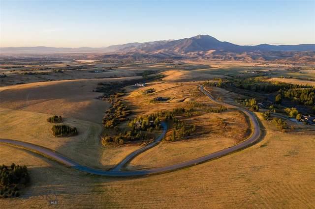 Lot 11 Star Ridge Road, Bozeman, MT 59718 (MLS #349797) :: Montana Life Real Estate