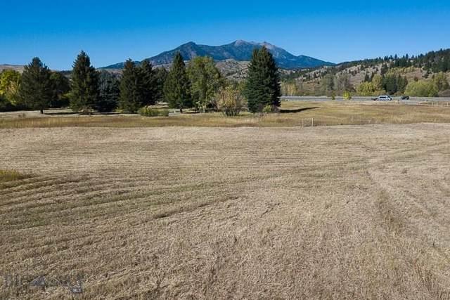 Lot 15 Canyon View, Bozeman, MT 59715 (MLS #350237) :: L&K Real Estate