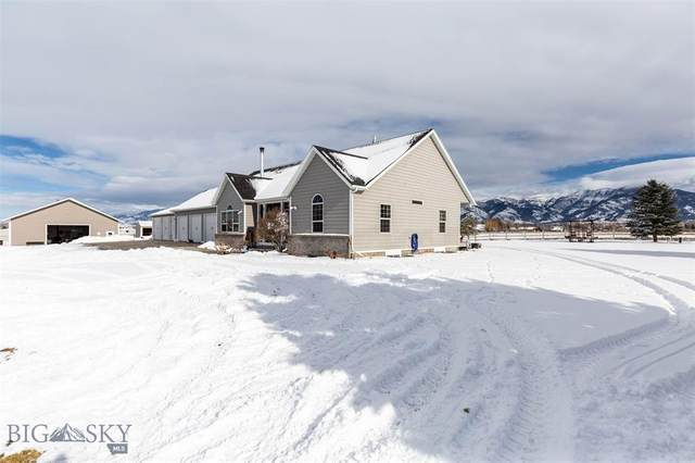 379 Red Fox Lane, Bozeman, MT 59718 (MLS #355026) :: L&K Real Estate