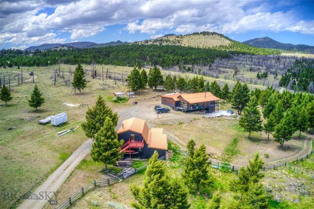 28 Coyote Trail, Whitehall, MT 59759 (MLS #355616) :: Carr Montana Real Estate