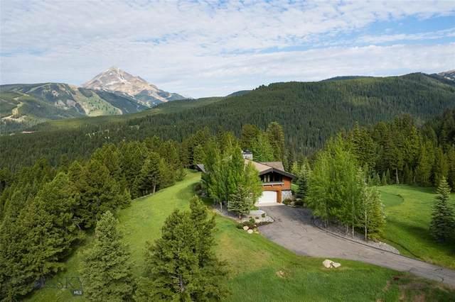 2100 North Fork Road, Big Sky, MT 59716 (MLS #355935) :: Carr Montana Real Estate