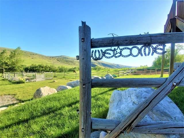 500 W Boulder Road, McLeod, MT 59052 (MLS #356438) :: Hart Real Estate Solutions