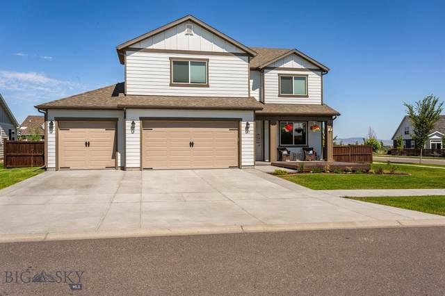 117 Knadler Drive, Bozeman, MT 59718 (MLS #358067) :: Black Diamond Montana