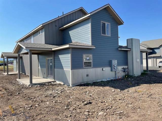 811 B Milky Way Drive B, Bozeman, MT 59718 (MLS #360914) :: Berkshire Hathaway HomeServices Montana Properties