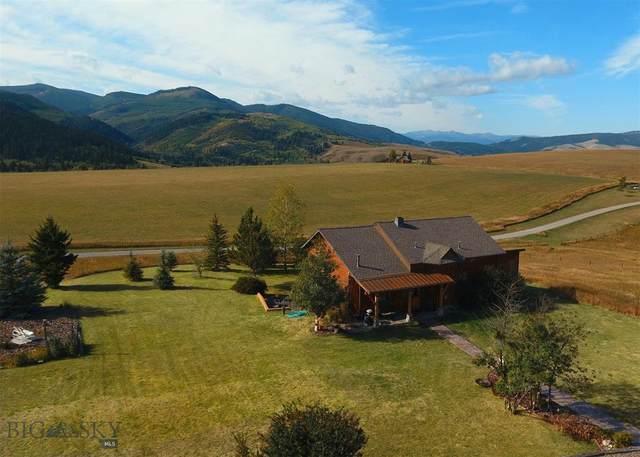 51 Twin Cubs Lane, Gallatin Gateway, MT 59730 (MLS #361386) :: Montana Mountain Home, LLC