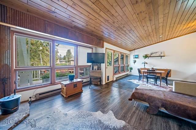 878 Sunburst Dr E-2, Big Sky, MT 59716 (MLS #361750) :: Berkshire Hathaway HomeServices Montana Properties
