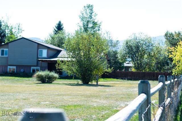 1309 Driftwood, Bozeman, MT 59715 (MLS #362343) :: Berkshire Hathaway HomeServices Montana Properties