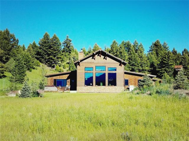 287 Windy Pass Trail, Big Sky, MT 59730 (MLS #305777) :: Black Diamond Montana