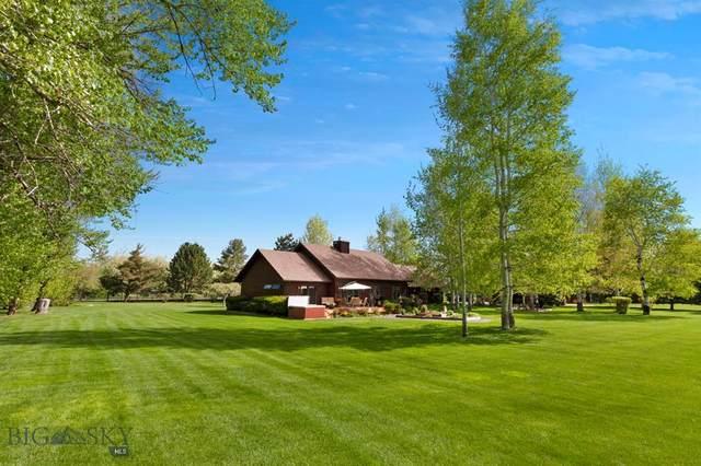 4 Mallard Lane, Bozeman, MT 59718 (MLS #344634) :: Hart Real Estate Solutions
