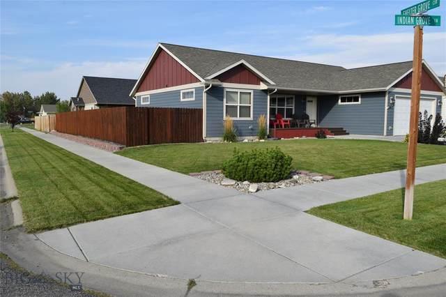 147 Indian Grove Lane, Bozeman, MT 59718 (MLS #352348) :: Coldwell Banker Distinctive Properties