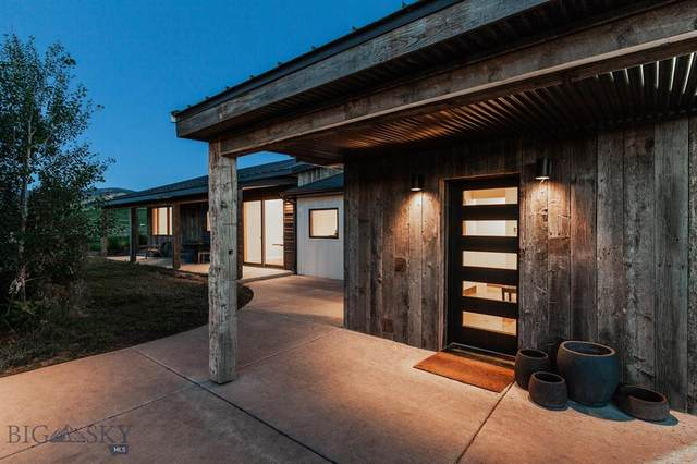 17960 Yankee Creek Road, Gallatin Gateway, MT 59730 (MLS #352711) :: Montana Home Team