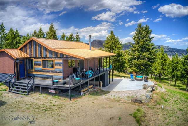 28 Coyote Trail, Whitehall, MT 59759 (MLS #355616) :: Montana Life Real Estate