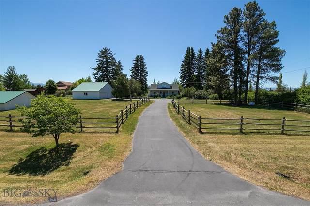 1320 Candlelight Drive, Bozeman, MT 59718 (MLS #359766) :: Montana Life Real Estate