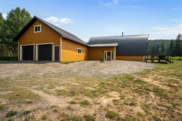 159 Mule Deer Road, West Yellowstone, MT 59758 (MLS #360514) :: L&K Real Estate