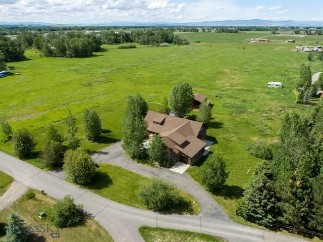 91 Big Chief, Bozeman, MT 59718 (MLS #346219) :: Hart Real Estate Solutions