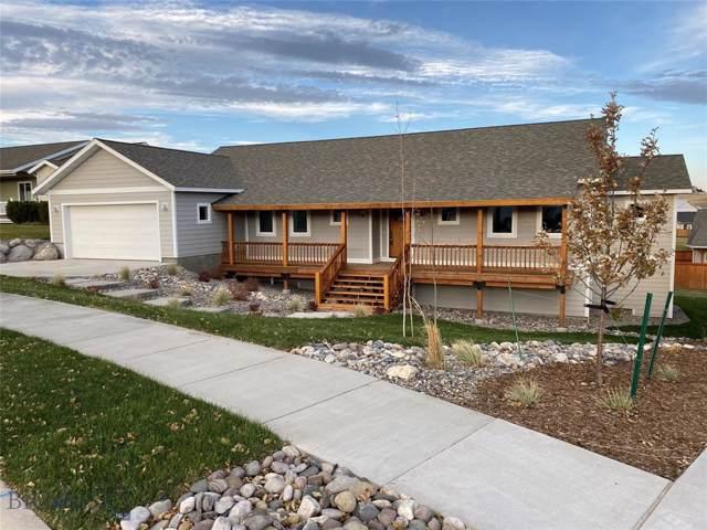 1116 Ridgeview Trail, Livingston, MT 59047 (MLS #338134) :: Hart Real Estate Solutions