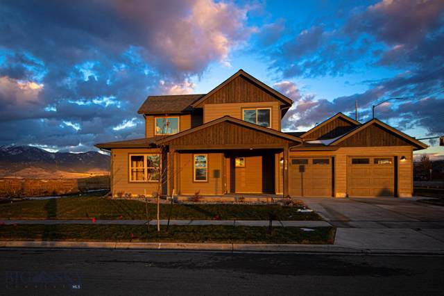 1328 Ryun Sun, Bozeman, MT 59718 (MLS #339549) :: Black Diamond Montana