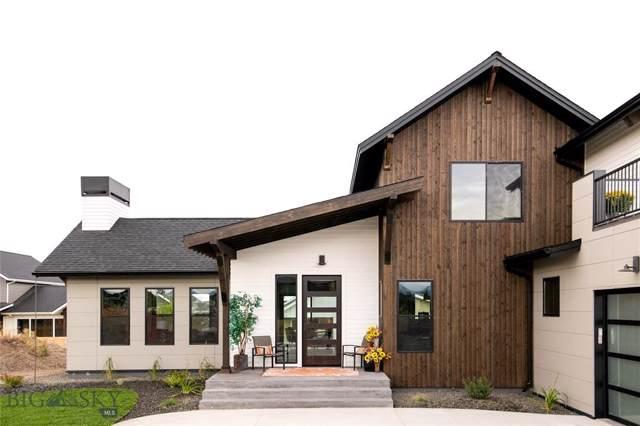 4105 Renova Lane, Bozeman, MT 59718 (MLS #337534) :: Hart Real Estate Solutions
